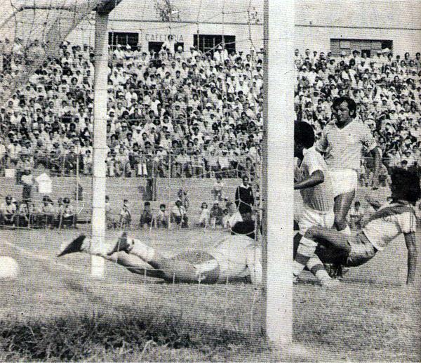 Cristal estrenó el San Martín con un festín de goles: 7-0 sobre Alfonso Ugarte (Foto: revista Balón de los Deportes)