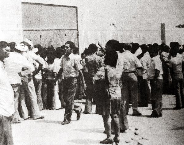 El estadio San Martín de Porres abría sus puertas el 15 de abril de 1979 para un triplete de manera oficial (Foto: revista Balón de los Deportes)