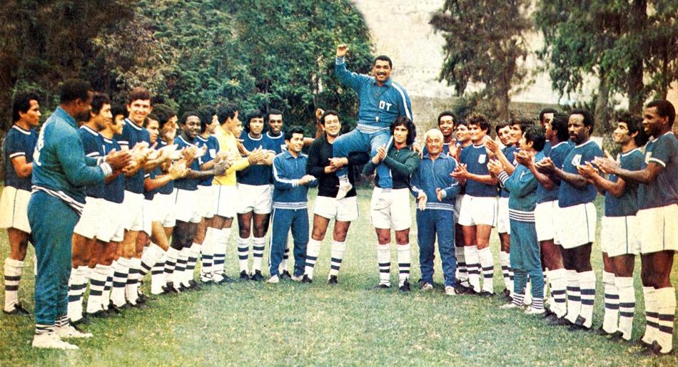 Un bicampeonato con Cristal selló la estancia de Marcos Calderón en el Rímac (Foto: clubsportingcristal.pe)