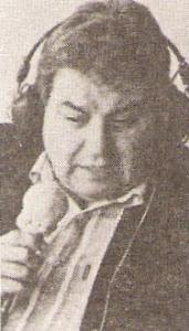 El Veco en su primera audición radial en el Perú con Ovación, para el clásico del 29 de agosto de 1982 (Foto: revista Ovación)