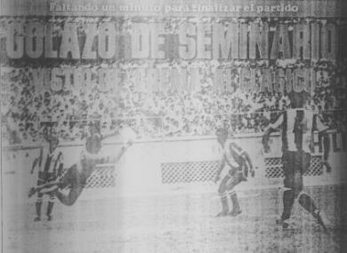 Recorte: diario La Crónica