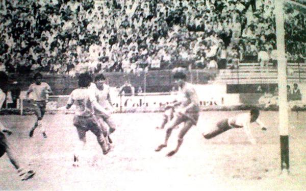 El equipo 'canario' dio cuenta de Municipal en un partido que los ediles llegaron a empatar luego de estar abajo en el marcador por dos goles (Recorte: diario La Crónica)