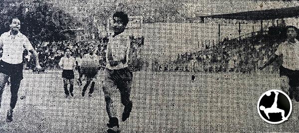 Alianza - Boys de 1946 (Recorte: diario La Crónica)