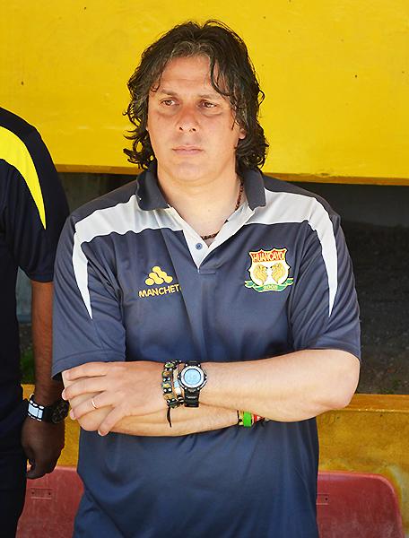 Marcelo Messina tuvo un paso regular en Sport Huancayo. El objetivo del próximo año será ascender con Alfonso Ugarte (Foto: Emilio Ruiz)