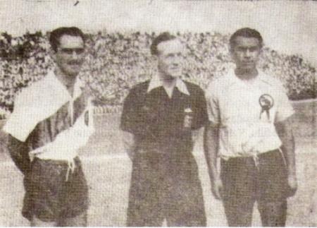 Foto: libro '¡Vamos Boys!', Teodoro Salazar Canaval