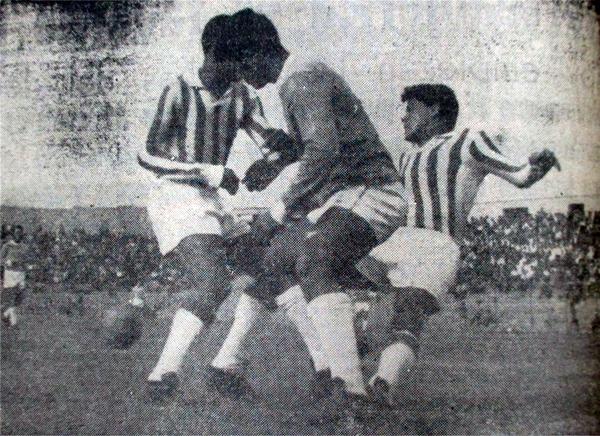 No todo le fue bien al inicio al Defensor Arica, como cuando perdió en su primer partido contra Atlético Chalaco (Recorte: diario La Crónica)