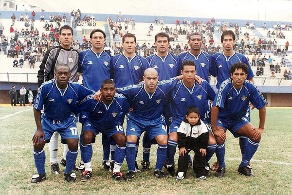 Deportivo Aviación, el cuadro precursor del actual Coopsol que milita en la segunda categoría (Foto: Facebook)