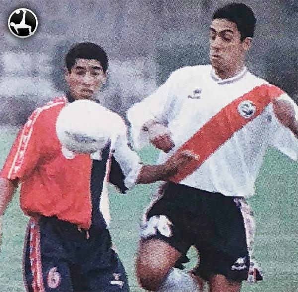 Municipal le ganó 4-0 a Bella Esperanza. Cada partido era más desnivelado. (Recorte: diario Todo Sport)