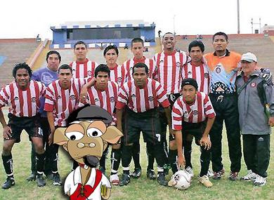 Unión Huaral, Segunda División 2007, San Marcos, Caletas, Ratón de Hemeroteca
