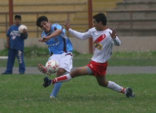 La campaña de Ugarte fue discretísima: apenas obtuvo una victoria en todo el 2007 (Foto: diario Correo de Puno)