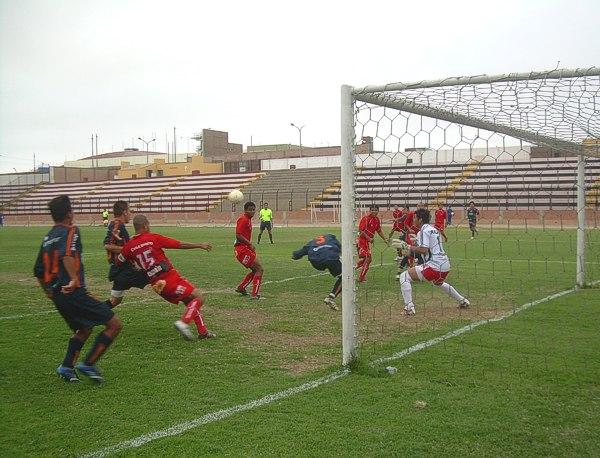Minero no obtenía un 0-0 de visita desde un partido de triste recordación para sus hinchas: aquel empate ante Acosvinchos en el Callao sobre el final de la temporada 2007 que los privó del título de la Segunda (Foto: Gian Saldarriaga / DeChalaca.com)