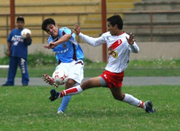 Alfonso Ugarte tuvo un pésimo 2007 en la Segudna División cuando se retiró del torneo antes de tiempo, igual le pasó en el 'fútbol macho' (Foto: prensa adfp-sd)