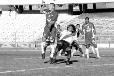 San Marcos se paró bien en Huancayo y terminó por 'desplumar' a un Águila resignado a su suerte (Foto: diario Correo de Huancayo)