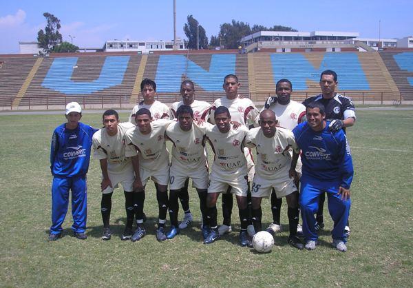 ÚLTIMA POSTAL. La formación del UTC en su último cotejo en Segunda División (Foto: Abelardo Delgado / DeChalaca.com)