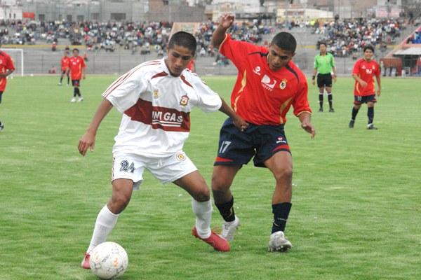 Total Clean aseguró su ascenso derrotando 2-0 a Inti Gas. (Foto: Jorge Jiménez)