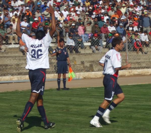 Dos trajinados que aportan su experiencia a Sport Águila: Abel Lobatón y Paolo Maldonado (Foto: diario Primicia de Huancayo)