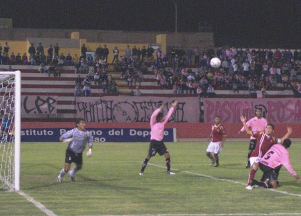 FECHA 5. Sorpresiva igualdad a dos goles ante Torino en el Miguel Grau. Empezaban las primeras dudas sobre el rendimiento del equipo (Foto: Abelardo Delgado / DeChalaca.com)