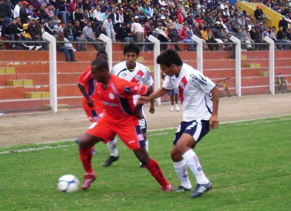 FECHA 7. La derrota ante Deportivo Coopsol en Chancay originó la salida del entrenador Rafael Casteñeda del cuadro de la comuna (Foto: radio Líder Chancay)