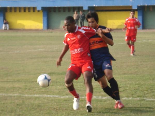 Juan Luna fue sinónimo de gol durante dos temporadas en las que defendió a Hijos de Acosvinchos (Foto: Archivo DeChalaca.com)