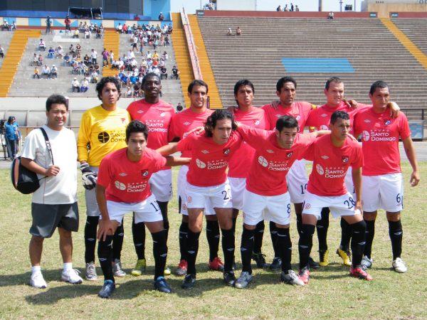 CON NUEVO NOMBRE. U América FC es la nueva denominación del hasta hace no mucho América Cochahuayco. (Foto: Wagner Quiroz /DeChalaca.com)