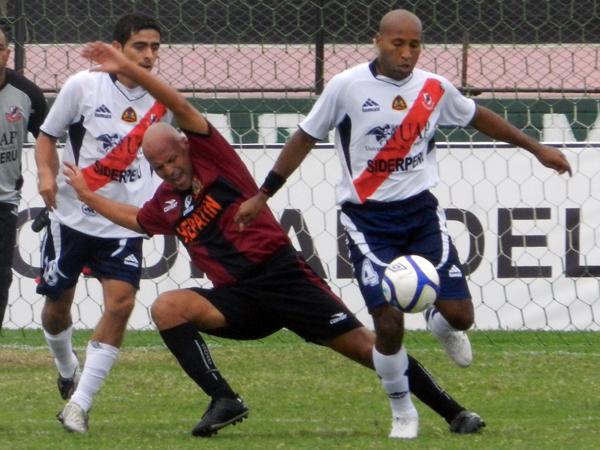 FECHA 03. Gálvez consiguió su primer triunfo como visitante ante San Marcos con un 4-2 contundente. (Foto: José Salcedo / DeChalaca.com)