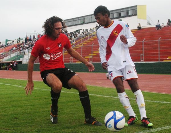 En 2011 fue el último año que se pudo ver en la Segunda División al U América, cuadro que sirvió para foguear a varios de los juveniles de Universitario (Foto: Archivo DeChalaca.com)