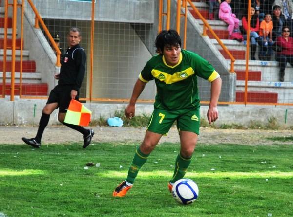 VOLVIÓ EL GOLEADOR. Reeditando anteriores temporadas, Portillo volvió a ser el delantero desequilibrante y con presencia goleadora. (Foto: Miguel Guimaray)
