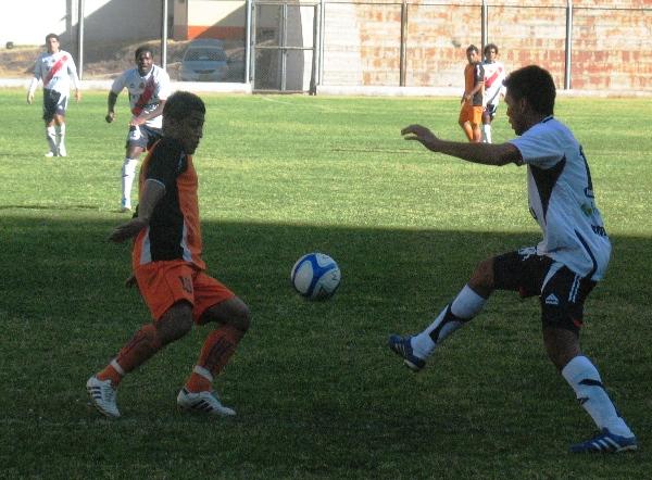 FECHA 11. Luego de 4 victorias consecutivas, Gálvez cedió un empate ante Minero en Matucana. (Foto: José Salcedo / DeChalaca.com)