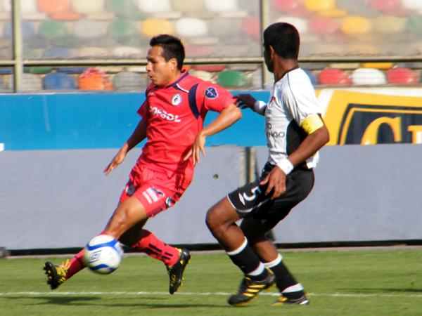 FECHA 15. Gracias a una buena actuación de Raúl Navarrete, Coopsol se impondría por 0-3 ante U América. (Foto:  Wagner Quiroz / DeChalaca.com)