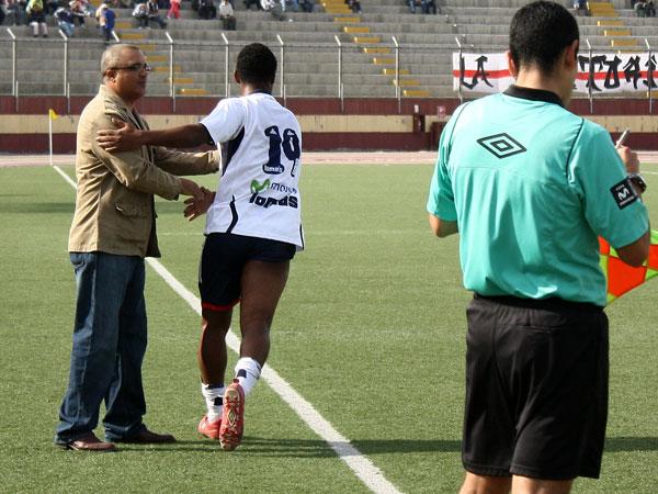 FECHA 16. Un cómodo 1-0 ponía  Gálvez en una posición espectante en la parte alte del torneo. (Foto: diario de Chimbote)