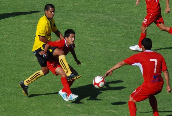 FECHA 17. A pesar de ser visitante el Tacna, Coopsol se vería sorprendido por Bolognesi, que lograría sacarle un empate tras igualar 1-1. (Foto: Radio Uno de Tacna)