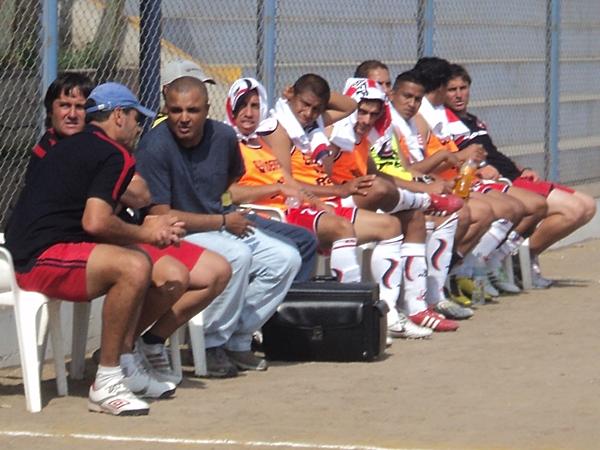 SE VA DESPIDIENDO. Rafael Castillo no seguiría a la cabeza del comando técnico de Gálvez. (Aldo Ramírez / DeChalaca.com)