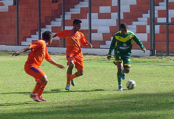 Los equipos de Primera o Segunda División que pretendan reforzar su plantel con elementos de la Copa Perú tendrán que mirar solo a los conjuntos que se hayan quedado en el camino (Foto: Aldo Ramírez / DeChalaca.com)