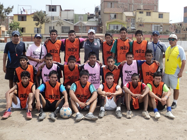 CASI MAYORES. La categoría 94 también tenta por los lugares en el equipo que disputará el ascenso. (Foto: Aldo Ramírez / DeChalaca.com)