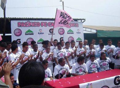 Pacífico FC es la mejor demostración que de que, jugar en la Segunda, le sirvió para consolidarse como institución (Foto: Aldo Ramírez / DeChalaca.com)