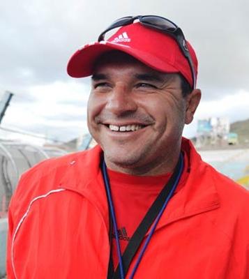 Mario Flores regresó a Puno para retomar la tarea que dejó inconclusa en 2012: llevar al Ugarte de vuelta a Primera (Foto: losandes.com.pe)