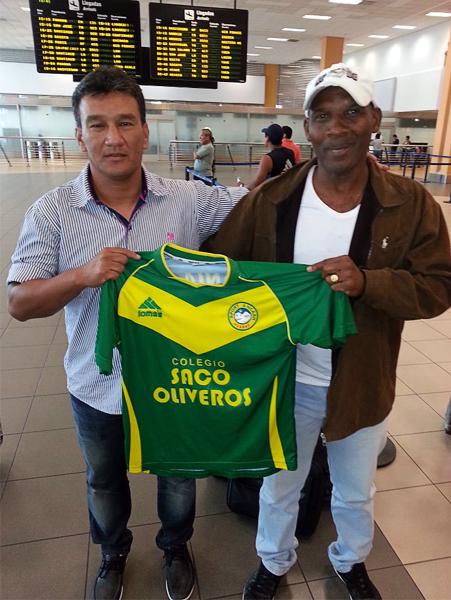 El regreso del 'Chepe' Torres al fútbol peruano nace con la ilusión de Sport Áncash de alcanzar una meta que le es esquiva desde que bajó a Segunda División (Foto: loslocosdeldeportehuaraz.blogspot.com)