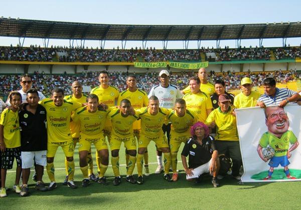 San Alejandro contó el apoyo de numerosos hinchas en el estadio Aliardo Soria Pérez. (Foto: Davidson Arce / DeChalaca.com)