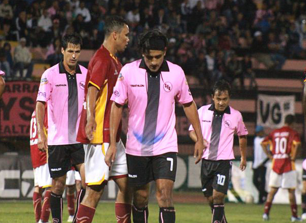 La alta expectativa que había en el Callao por ver a Boys acabó en resignación luego del gran triunfo que obtuvo Torino en el Miguel Grau (Foto: Luis Chacón / DeChalaca.com)
