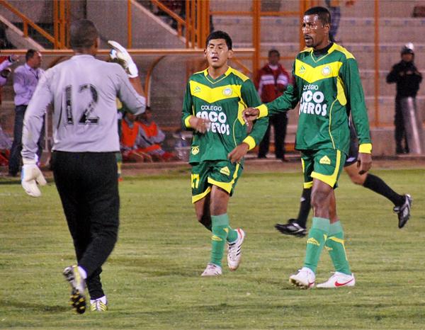 Tal parece que Sport Áncash no tuvo su último capítulo en el fútbol peruano luego de perder la categoría en la Segunda División de prosperar la intención de José Malqui (Foto: Miguel Guimaray)