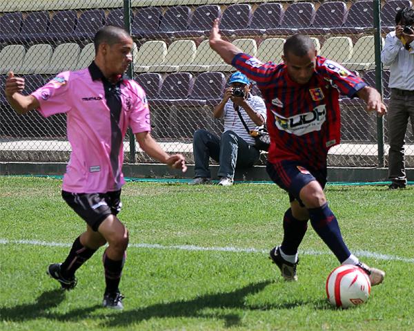 Patricio Arce fue el sub-20 que más encuentros jugó por Boys, equipo que terminó siendo el que más jugadores empleó para completar la bolsa de minutos (Foto: Mihay Rojas / DeChalaca.com