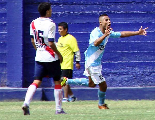 Alfonso Ugarte encontró un gol por medio de Luis Rojas en el primer tiempo, tanto que condicionó el trámite del juego en Chorrillos (Foto: Miguel Koo Vargas / DeChalaca.com)