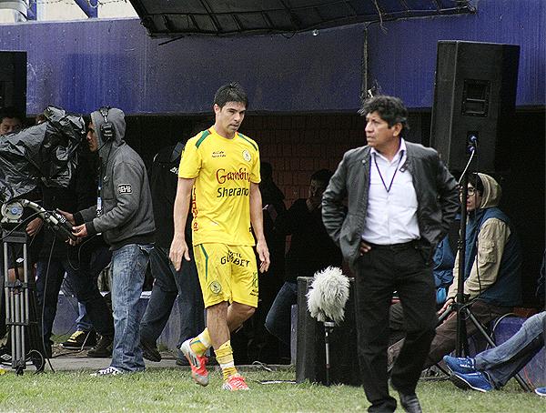 Javier Arce parte con toda la confianza para una nueva temporada en San Alejandro con la tarea de mantener un equipo que pueda competir por el título (Foto: Luis Chacón / DeChalaca.com)