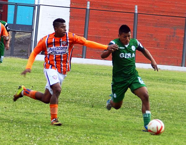 Los Caimanes tuvo en Elsar Rodas a su sub-20 más destacado y el que más tiempo jugó durante el torneo (Foto: Aldo Ramírez / DeChalaca.com)