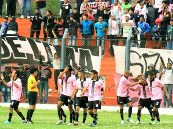 Jefferson Díaz fue el autor del único tanto del partido a favor de Boys a los 68 minutos. (Foto: Luis Chacón / DeChalaca.com)