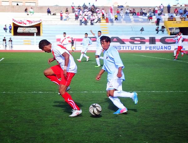 Alfonso Ugarte arrancó la fase final de su pretemporada con un 0-0 ante la Selección de Puno, un resultado que así nomás no se puede dar el lujo de repetir en la Segunda División (Foto: Deportes Luminar)