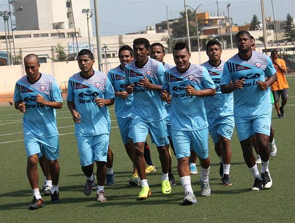 Muy bien entrenados, pero con poco fútbol llega Minero al inicio de la Segunda División (Foto: prensa Atlético Minero)