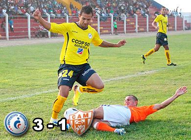 Foto: Julio Aricoché Villa / prensa Atlético Minero
