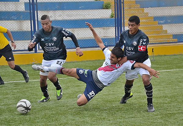 Pedro Gutiérrez fue el más participativo en la ofensiva edil (Foto: Jorge Montenegro Hoyle / prensa ADFP-SD)