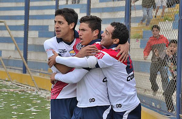 Yeison Vinces comienza a sumar minutos en Segunda. Sus mejores presentaciones las hizo en la Copa Perú (Foto: Jorge Montenegro Hoyle / prensa ADFP-SD)